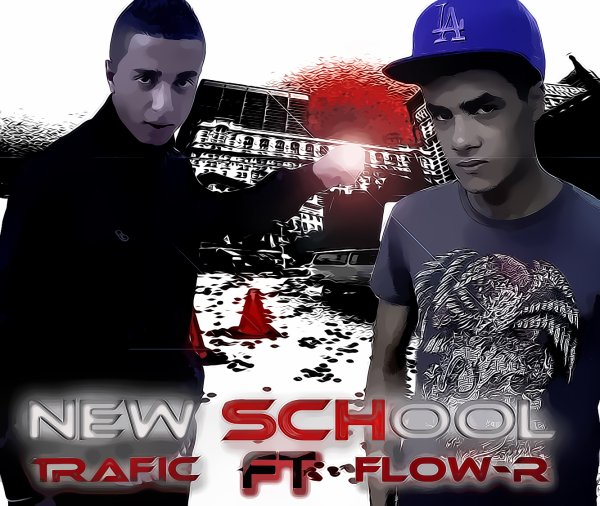 FLOW-R FEAT TRAFIC NEW SCHOOL