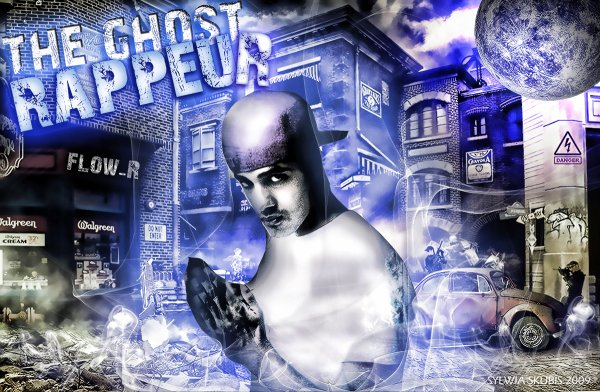 FLOW-R THE GHOST RAPPEUR