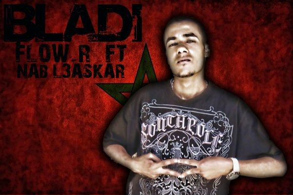 "FLOW-R FT NAB L3ASKAR ""BLADI"""
