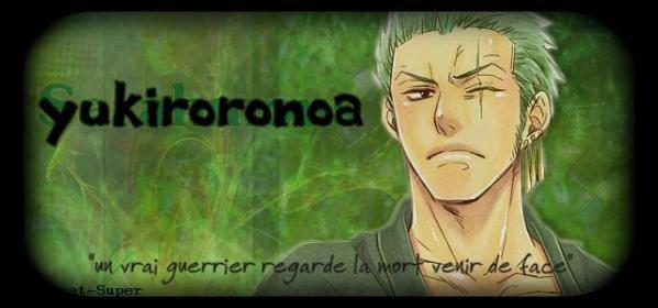Zoro~sama ♥♥♥