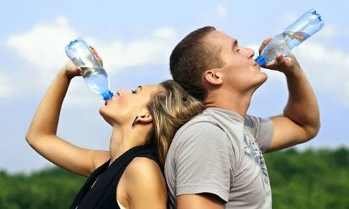 L'importance de l'eau