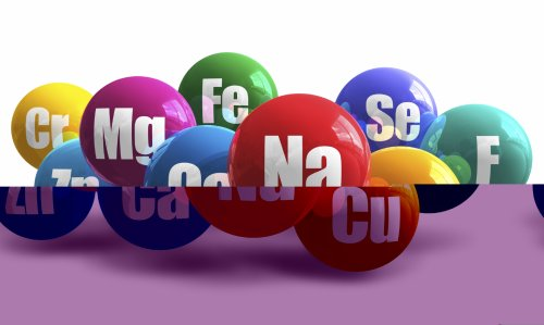 Des minéraux pour le métabolisme