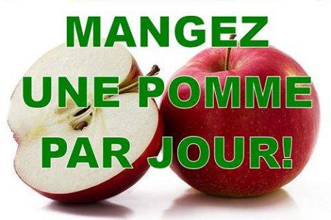 Connaissez-vous le vieux dicton « une pomme par jour éloigne le médecin » ? Cela pourrait-il être vrai ?