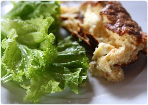 Recette diététique : Soufflé au crabe