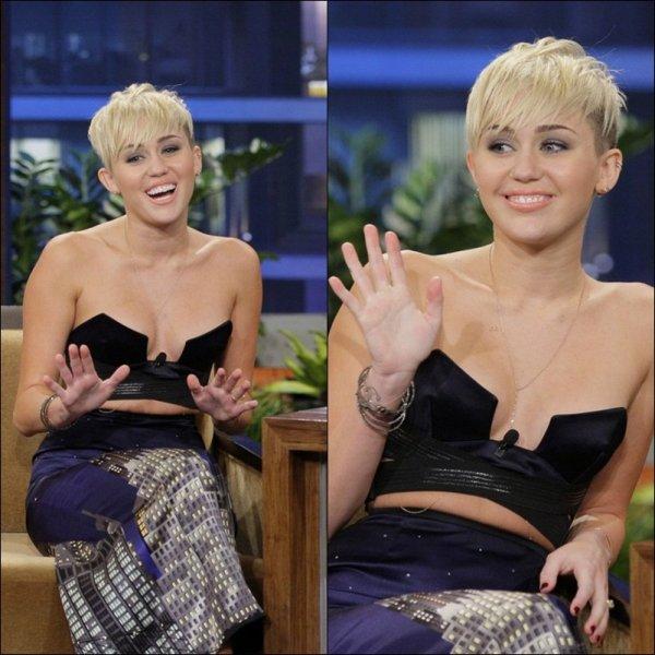 Article N°4: Miley Cyrus 12 Octobre 2012