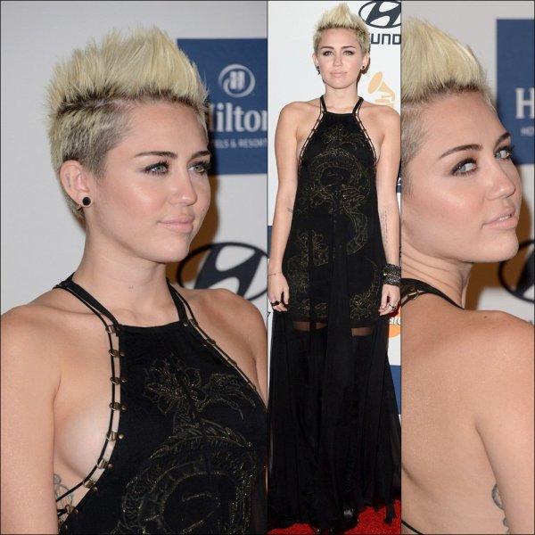 Le 09.02.2013 : Miley cyrus trop magnifique !