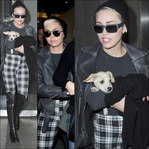 Miley le 16.15.14.13.12 fevrier 2013