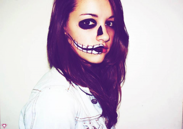 Maquillages  Halloween : 5 coups de <3