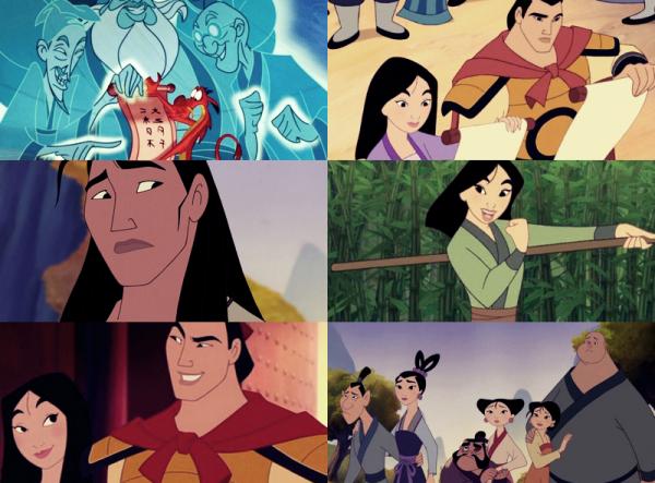 Mulan II: la mission de l'empereur