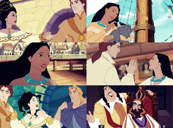 Pocahontas 2, un nouveau monde