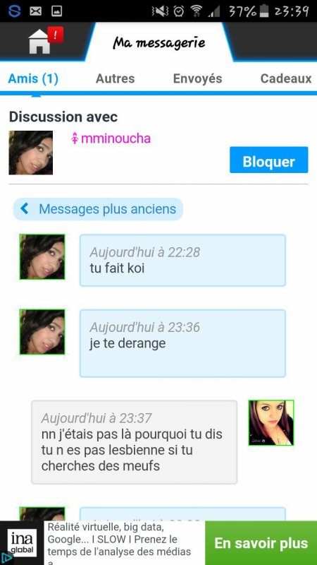 gros fake attention