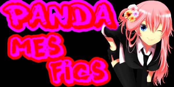 Mes fics - Panda