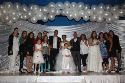 Mariage cynthia et brando