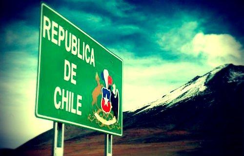 ¡ Bienvenidos a Chile !
