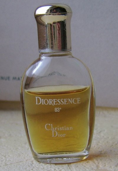 mini dior dioressence  export