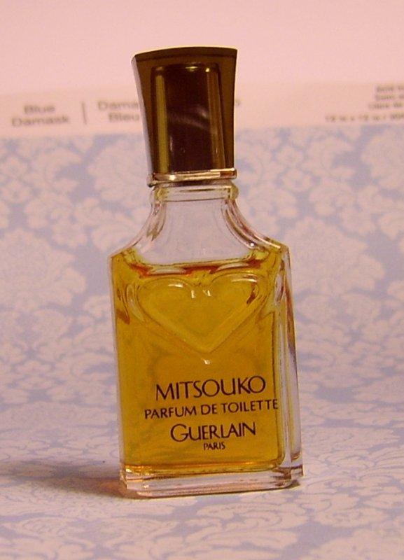 Peu Courante Mini Mitsouko Guerlain Parf Toilette 75 Ml Pleine