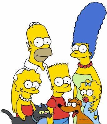 La famille des simpsons! présentation