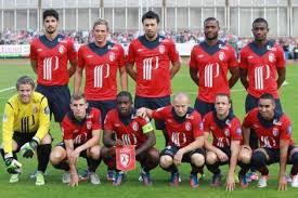 L'equipe Du Losc 2012/2013
