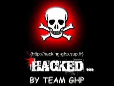 H4CKED BY TEAM GHP