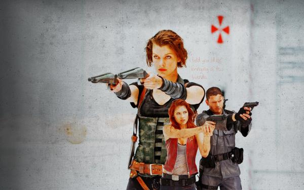 Saga Resident Evil