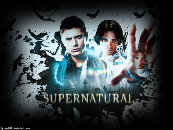 Ma Série du moment - Supernatural