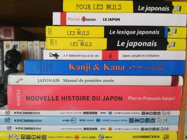 Manuels de langue et lectures complémentaires