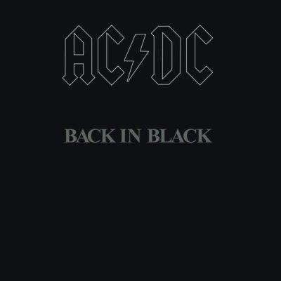 AC/DC >>>> Back In Black
