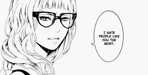 私は人が嫌い
