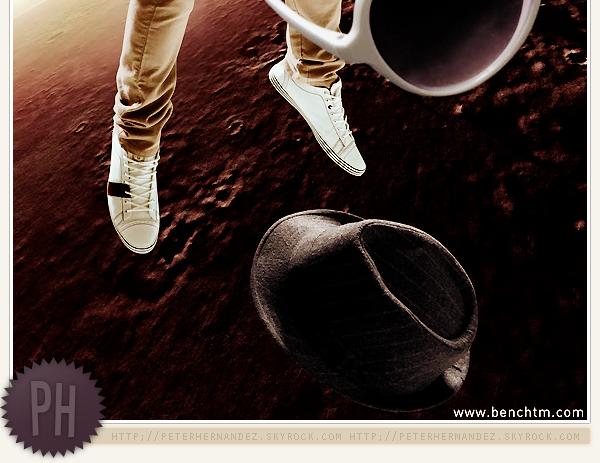 . Bruno posant pour la marque BENCH dont il est la nouvelle égérie. Je trouve que cette photo est magnifique, qu'elle corespond bien à Bruno. Ton avis? .