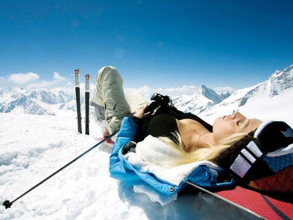 Le Ski, pour moi c 'est une vrai passion.