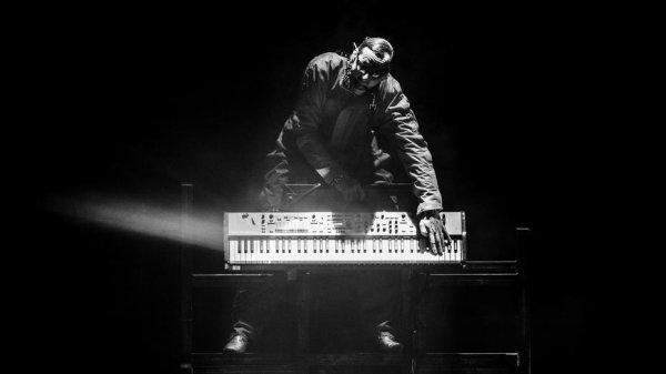 """Flake de Rammstein: """"Nous ne sommes pas des hommes machines"""""""