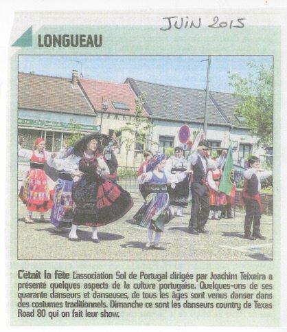 Notre sortie à Longueau, où nous avons été très bien accueillis par la mairie
