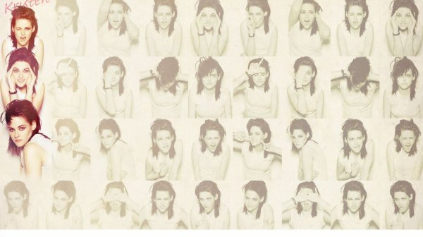 Kristen 'Flaunt' Magazine Outtakes ;d.