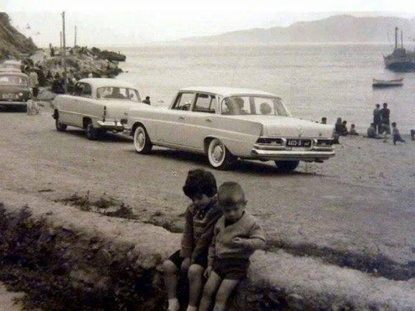 Playa De Alhucemas 1960