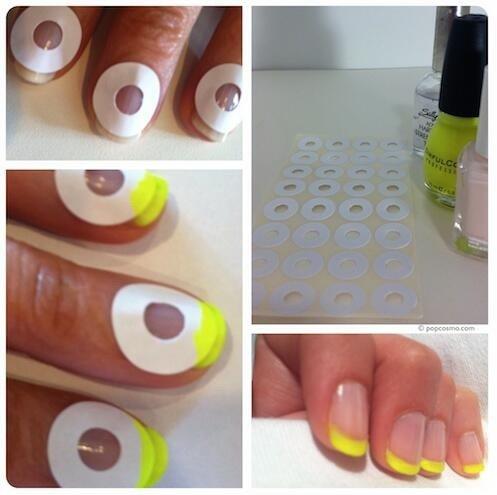 Souvent Tuto ongles : bord de l'ongle - Blog de problemes-et-tutos JW89