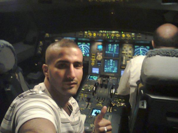 Jumpseat A330 AH