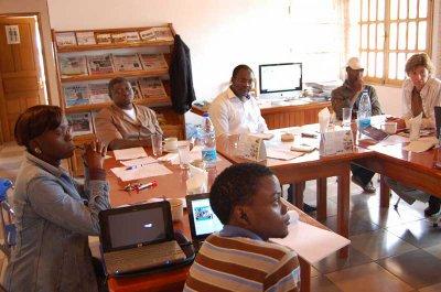 Atelier communication institutionnelle