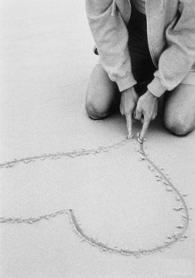 Si t'aimer est une folie, alors je serai folle toute ma vie ..