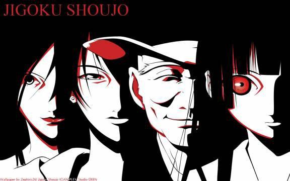 « Pauvre âme égarée dans les profondeur des ténèbres, tu fais le mal et méprise ton prochain, ton âme est à jamais souillée par le crime… Veux- tu goûter à la mort ? » (Jigoku Shōjo)