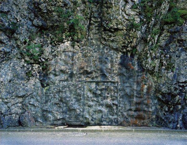 Faux rocher