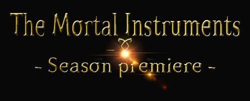 The Mortal instruments : Série TV