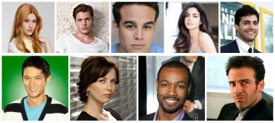NEWS:      The Mortal instruments : Série TV  aka Shadowhunters