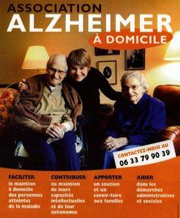 ALZHEIM : ALZHEIMER A DOMICILE