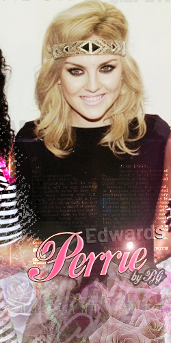 Biographie : Perrie Edwards ♥