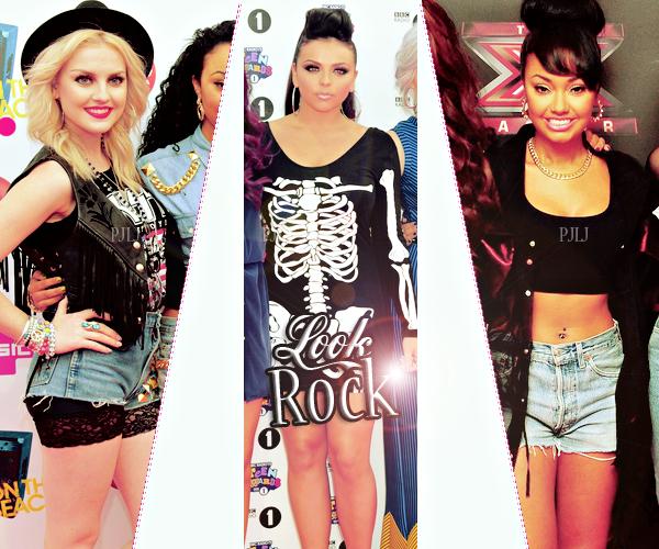 Les Looks Little Mix ♥