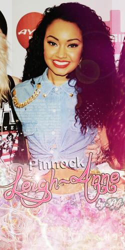 Biographie : Leigh-Anne Pinnock ♥