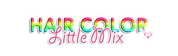 Hair Color Little Mix. ♥