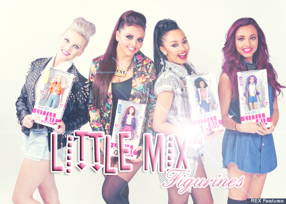 Little Mix : Songs & Figurines