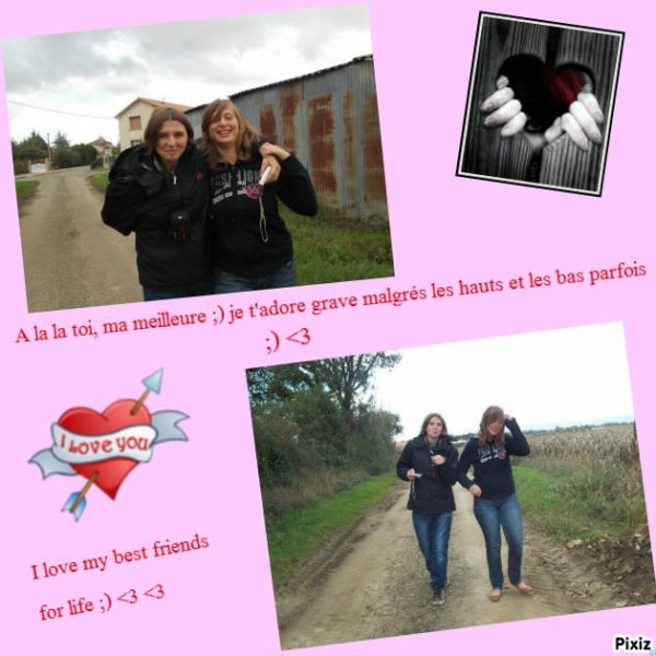 elles my best friends ;) (l) (l)