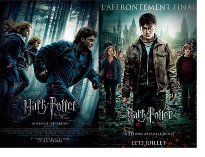 Retrouvez toute la magie de la plus grande saga de tout les temps...                                                                               Harry Potter